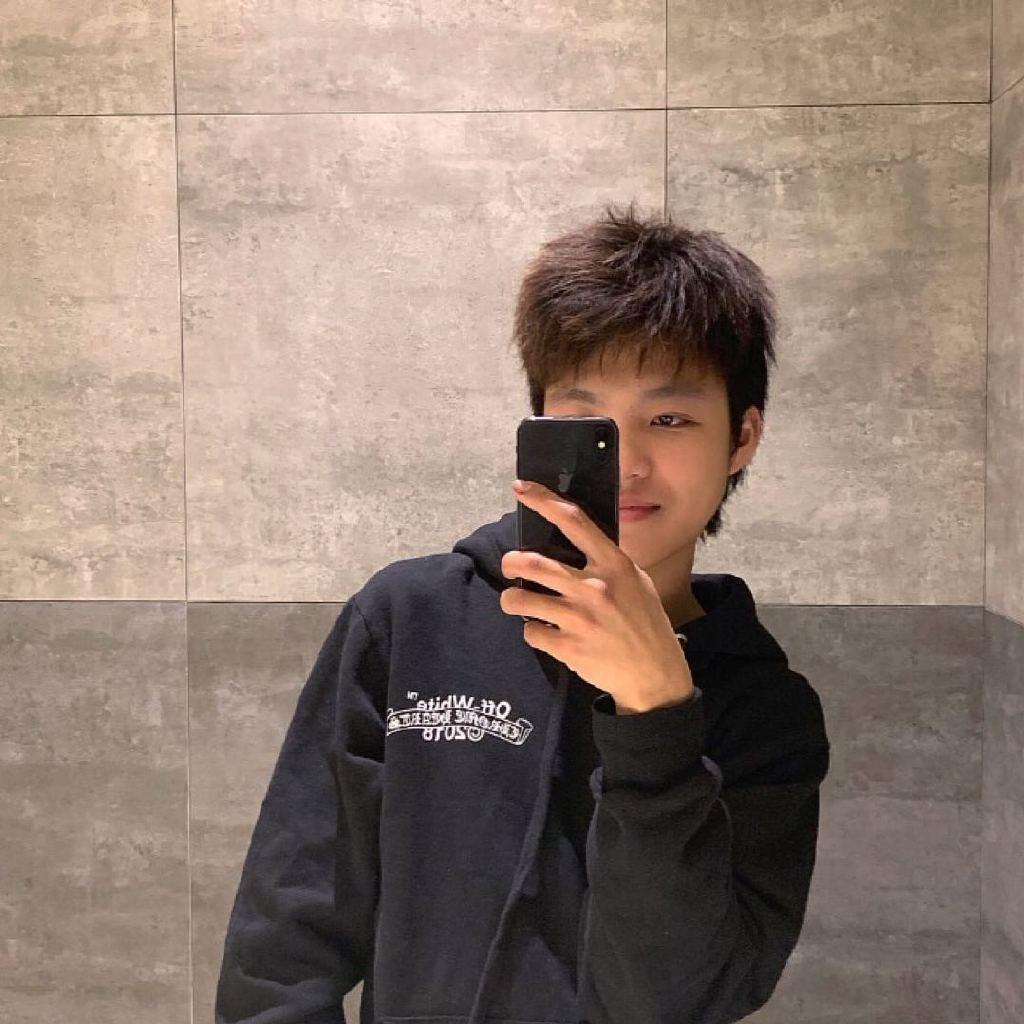 稀薄空气刘海图片