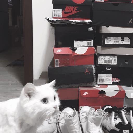 aj球鞋手绘教程