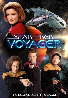 星际旅行:重返地球第五季的海报