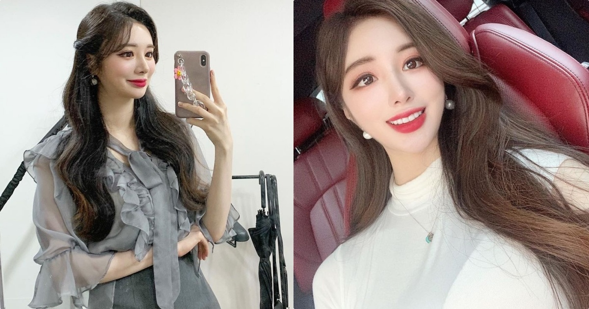 """韩国超美艳""""气质女主播"""",播报时的""""极品曲线""""迷倒观众!"""