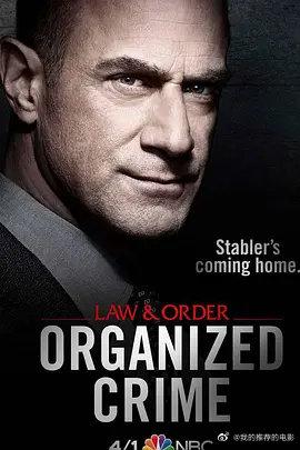 法律与秩序组织犯罪第一季