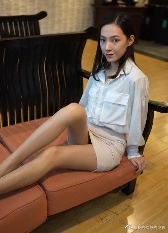 壹吻映画YW021优雅白-素素