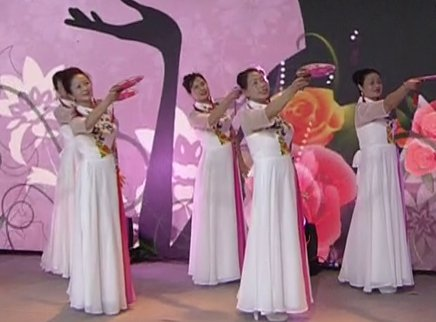 广场舞《古韵女人花》