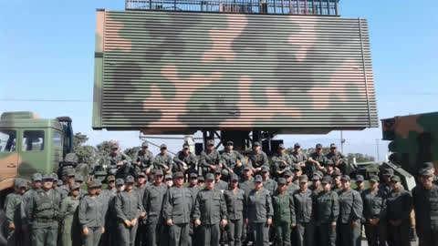 叙军将国产雷达部署前线