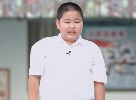 可爱男生的心酸变胖史