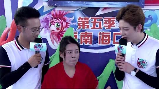 徐广玲以1分57秒领衔女生队暂居晋级宝座
