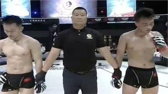杨飞 VS 丁永健 谁能赢得比赛?