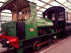 网上逛博物馆:中国铁道博物馆,新中国铁路的勃勃生机