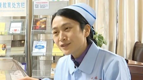 春日读书正当时 护士尝试有声阅读