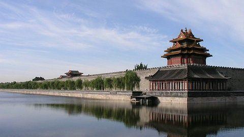 我在北京修文物