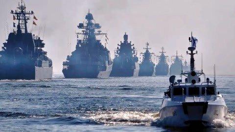 俄称三年将列装上百舰艇