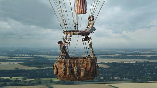热气球飞行家图片