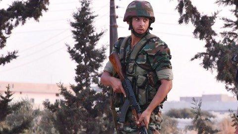 叙利亚服从俄军命令退撤