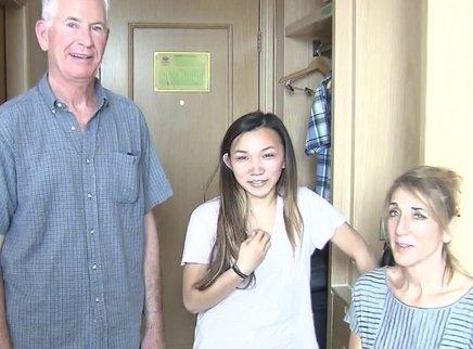 十八岁华裔少女湖南寻亲记