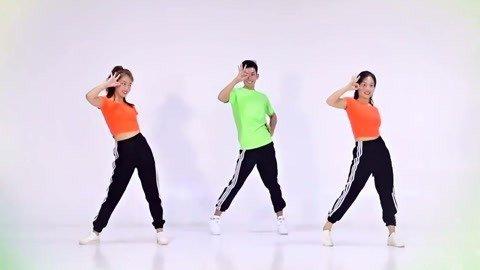 糖豆广场舞课堂《0.3秒》动感拉丁健身操