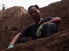 八六图墓葬之谜 寻找秦人先公大墓记