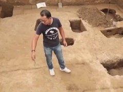 古墓惊奇录 滕州战国古墓发掘记
