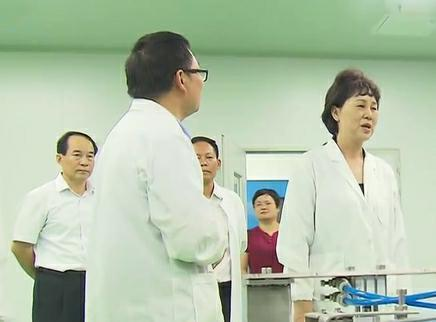 黄兰香参加省人大代表小组活动