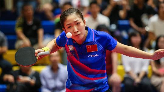 刘诗雯·乒乓球是我的生命