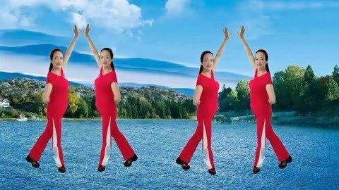 广场舞《灰姑娘》32步