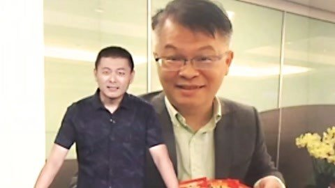 公职人员竟沦为偷车贼 台湾榨菜哥收到两箱榨菜