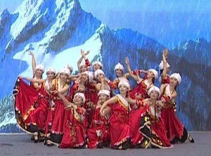 广场舞《唐古拉山》