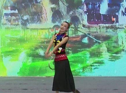 广场舞《红伞情》