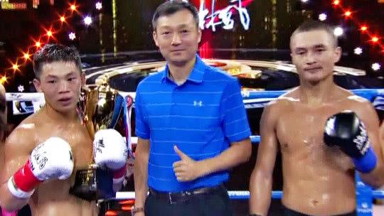 火力全开 中国选手李元坤开局一套连击秒杀日本选手