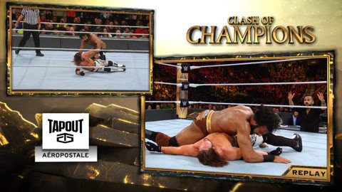 整场 金德与AJ泰发泄心中怒火 决战到最后时刻