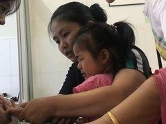 记者调查:幼儿入园体检 为何扎堆?