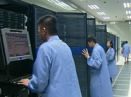 """湖南科技创新的""""超级大脑"""""""