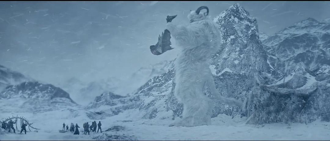 大雪怪剧照