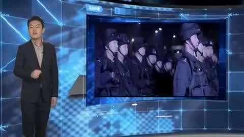 中央政法委微电影《雪域刑警》 中国警事《心岸》