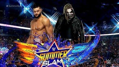 WWE夏日狂潮 布雷怀亚特VS芬·巴洛尔
