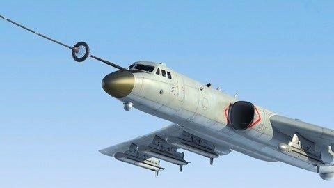 全新轰6N可发射东风导弹