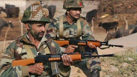 印度再次大举增兵边境