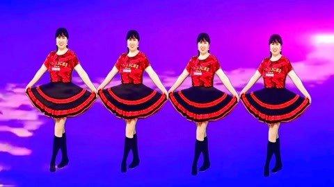 广场舞《甜甜甜》