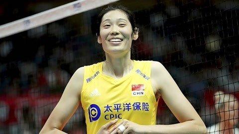 三局横扫美国 中国女排豪取世界杯七连胜