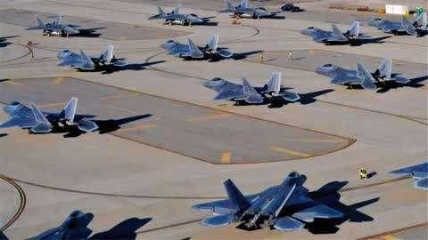 美主动撤离中东最大基地