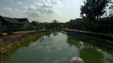 爱上大运河——玉河重生