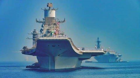 印度期待建造核动力航母