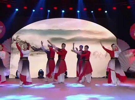广场舞《中国脊梁》