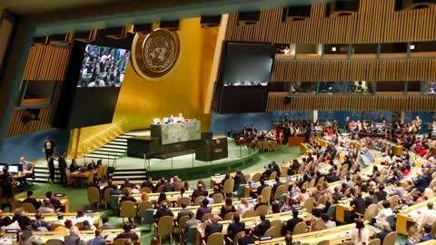 美国拖欠联合国10亿会费