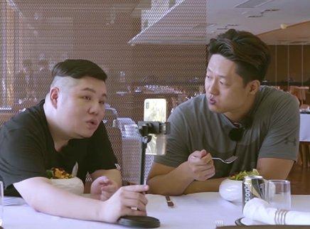 Plus版08期:凌潇肃挑战开吃播