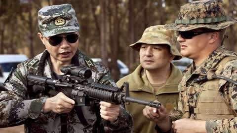 美国也来学中国?地道战 中程弹道导弹:一个都没落下!