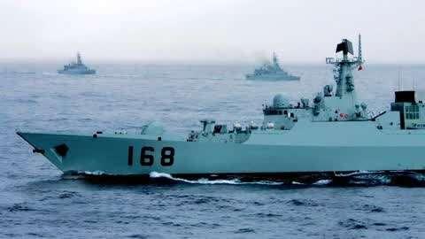 168舰也在改装了