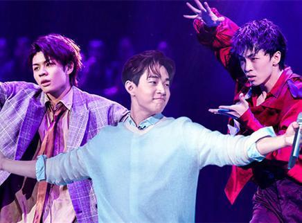 第4期:王晨艺黄潇上演街舞对决