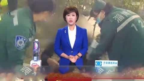 制作短视频感谢军运会志愿者 司机发病交警破窗救人