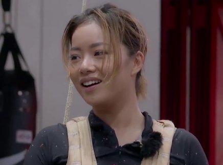 菊姐变身女打星