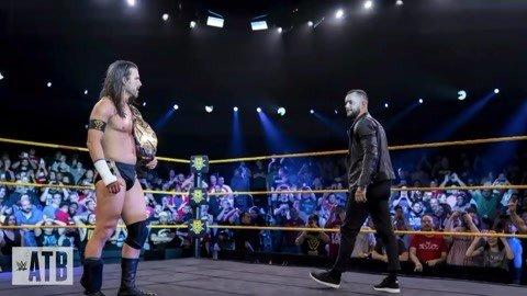 """芬·巴洛尔加入NXT 为躲避""""机器""""追杀"""